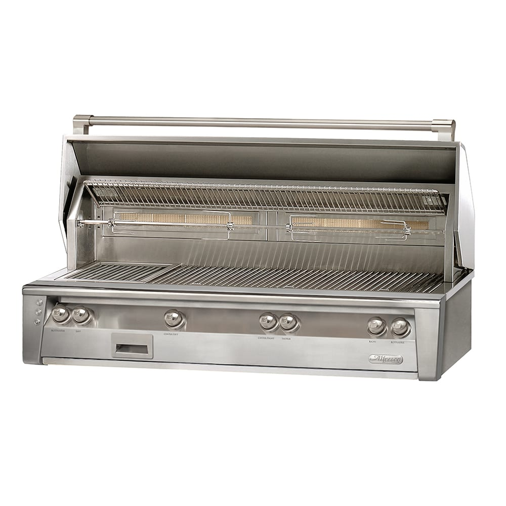 Alfresco 56 Inch Built In All Grill Alxe 56bfg Luxapatio