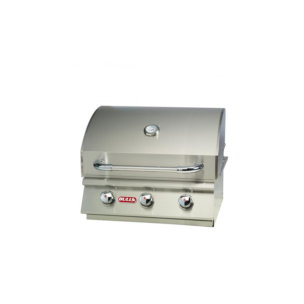 Bull 24 Inch Steer Premium Built In Gas Grill 6900 Luxapatio