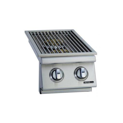 side burner