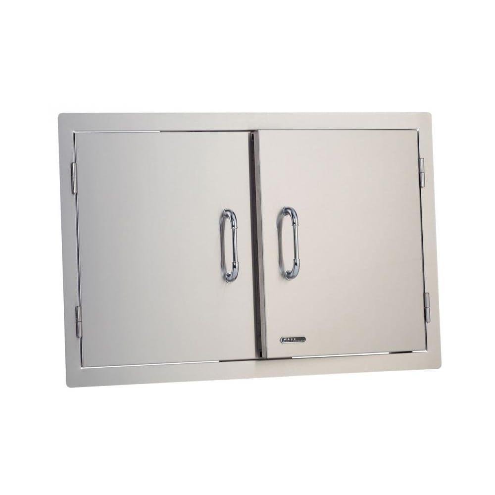 Bull 30 Inch Double Access Door 33568 Luxapatio