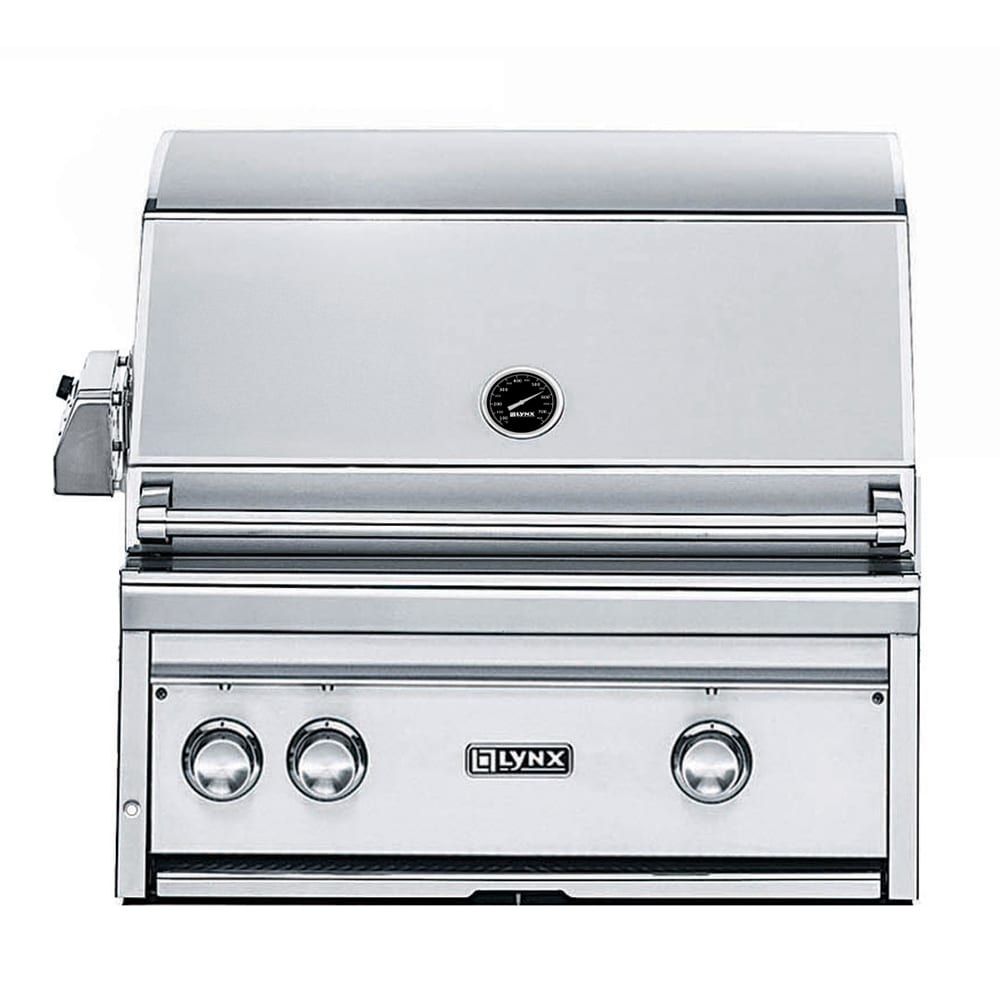 Lynx 27 Quot Built In Grill With Rotisserie L27r 3 Luxapatio