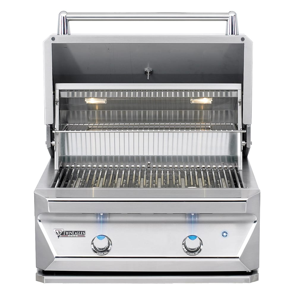 Twin Eagles 30 Inch Built In Gas Grill Tebq30g C Luxapatio
