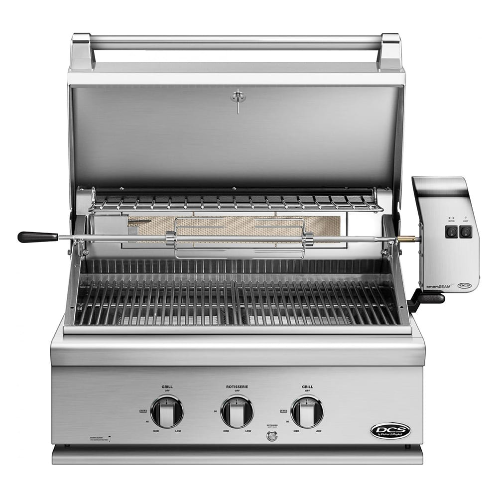 Dcs 30 Inch Built In Gas Grill Bgc30 Bq Luxapatio