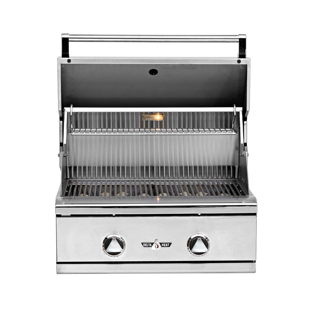 Delta Heat 26 Inch Built In Grill Dhbq26g Luxapatio Com