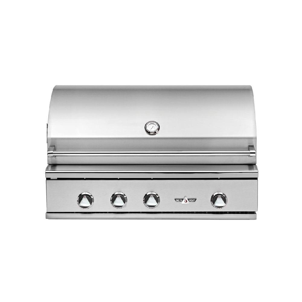 Delta Heat 32 Inch Built In Gas Grill Luxapatio Com