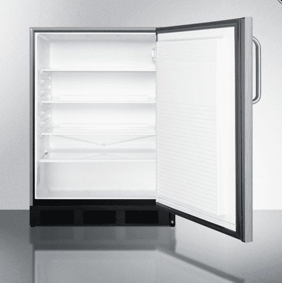 Summit Spr7osst Outdoor Refrigerator Luxapatio