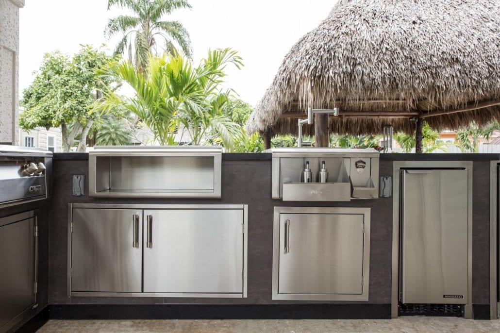 Alfresco Outdoor Kitchen