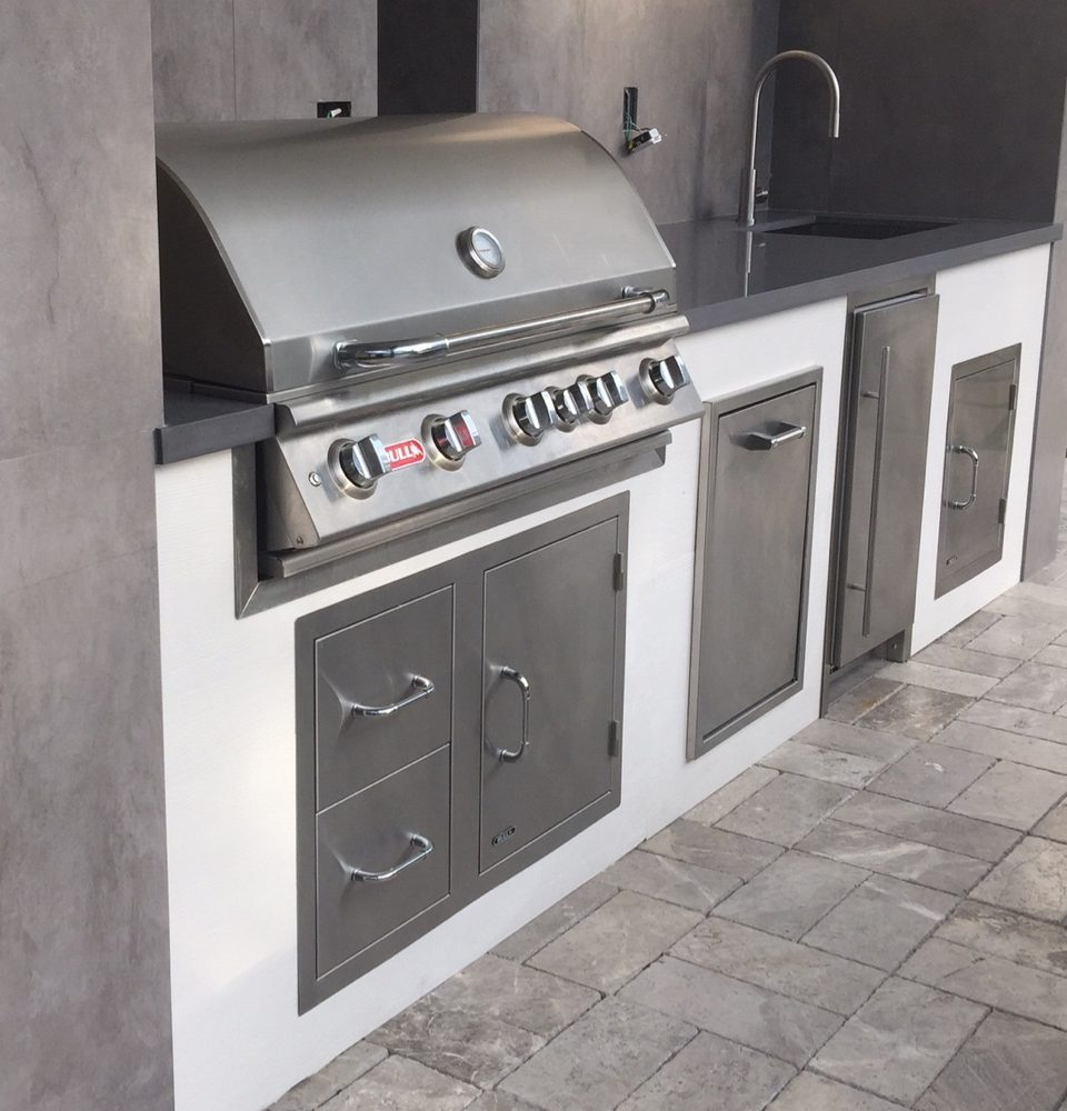 Gas Kitchen Appliance Packages Bull Outdoor Kitchen Appliance Package 3 Luxapatio
