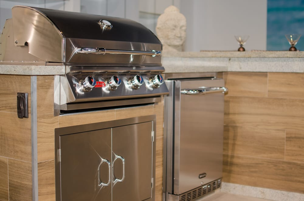 Twin Eagles 54-Inch Built in Grill