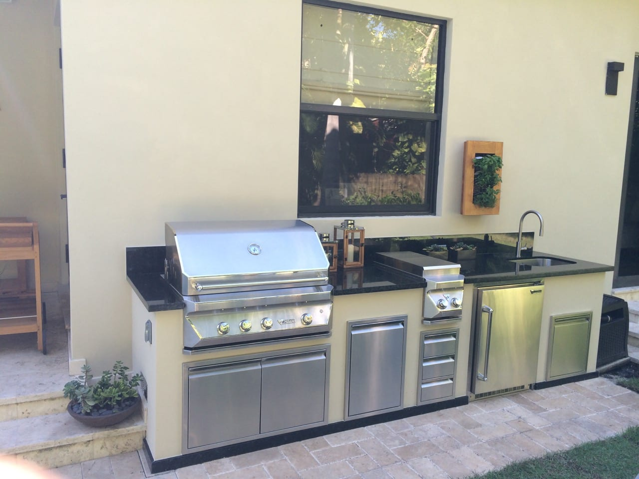 Outdoor Kitchen Appliance Packages Luxapatio