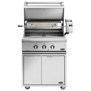 dcs-30-inch-freestanding-gas-grill-with-rotisserie