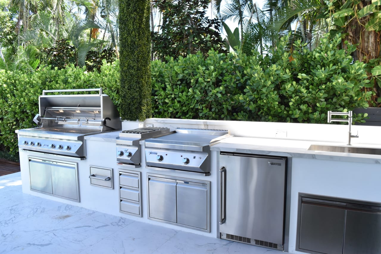 Outdoor Kitchens 187 Luxapatio