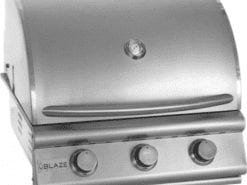 Blaze grill 25 inch