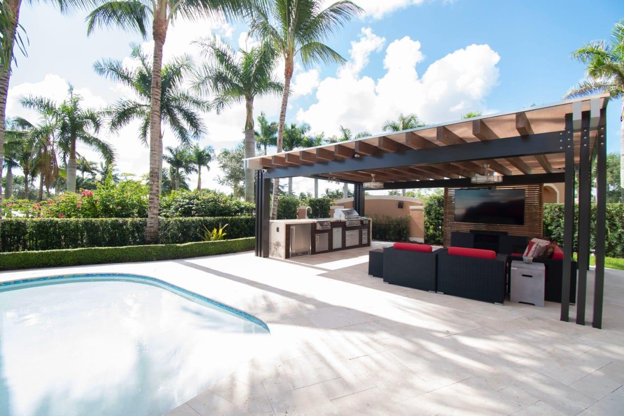 Patio Remodel Southwest Miami 4 Luxapatio